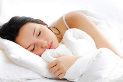 làm đẹp bằng giấc ngủ