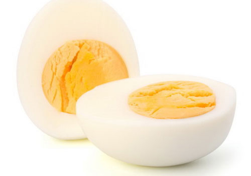 giảm cân bằng trứng luộc