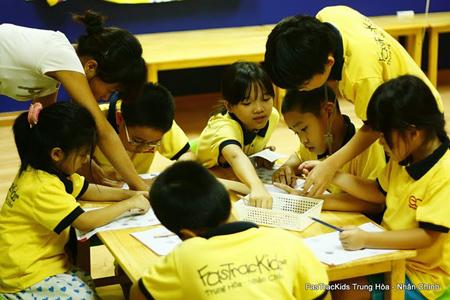 dạy trẻ cách tư duy năng động