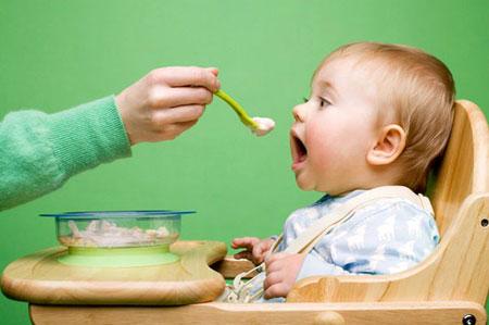 dinh dưỡng cho trẻ thông minh