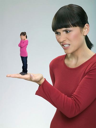 hành vi xấu của trẻ
