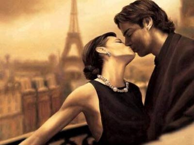 nụ hôn kiểu pháp