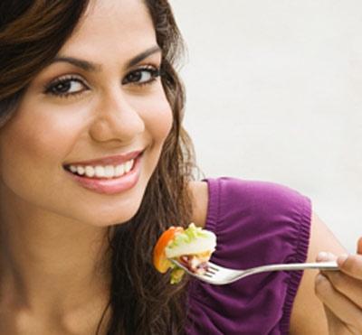 ăn chậm và béo phì