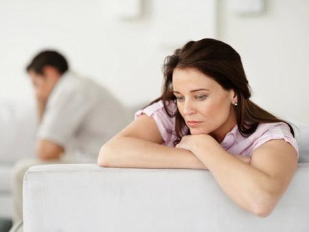 1. Vợ không công bằng khi cãi nhau