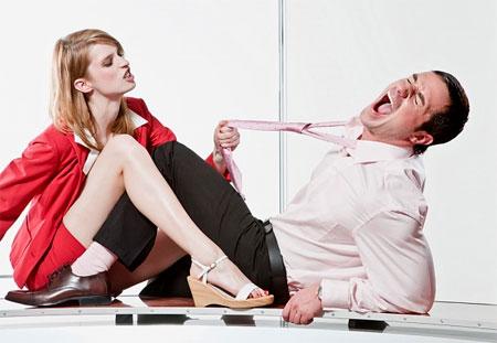 Những ích lợi của việc... sợ vợ